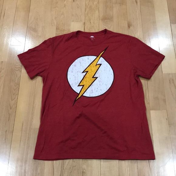 4b5c0a7b6 Old Navy Collectibles Flash T-shirt